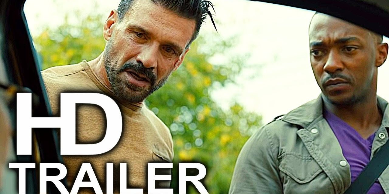 POINT BLANK Trailer #1 NEW (2019) Anthony Mackie, Frank Grillo Netflix Action Movie HD