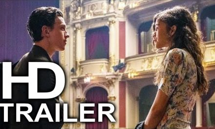 SPIDER-MAN FAR FROM HOME Peter & Mary Jane Date Night Scene Clip + Trailer (2019) Superhero Movie HD