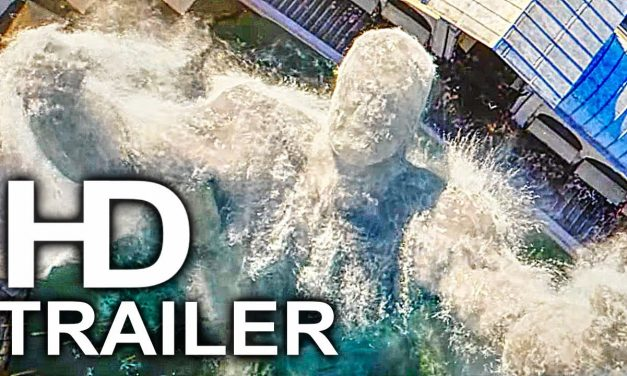 SPIDER-MAN FAR FROM HOME Mysterio vs Hydro Man FIGHT Scene Clip + Trailer (2019) Superhero Movie HD