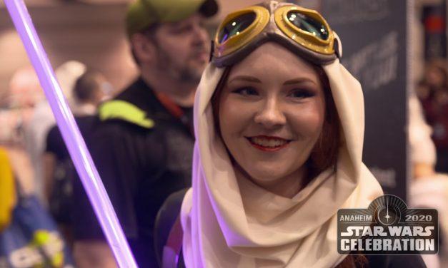 Star Wars Celebration Anaheim 2020 Trailer