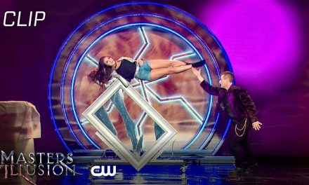 Masters of Illusion | Human Voodoo Doll And A Séance Scene | The CW