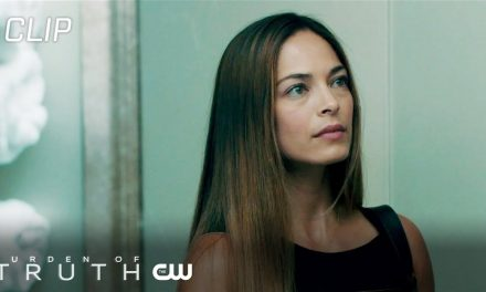 Burden Of Truth | Guilty By Association Scene | The CW