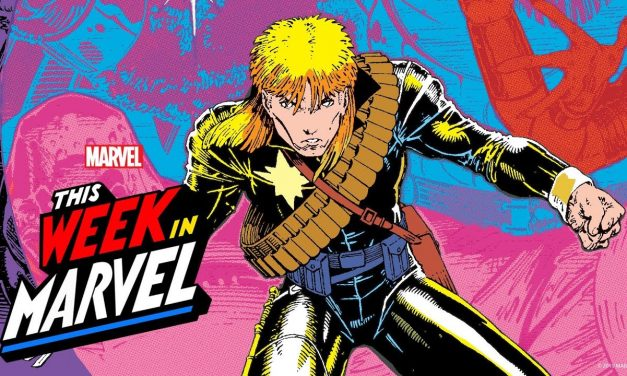 Ann Nocenti talks editing Marvel Comics in the 1980s!