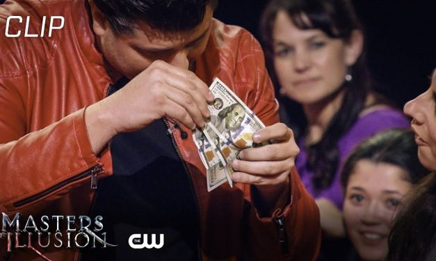 Masters of Illusion | Human Voodoo Doll And A Séance Compilation | The CW