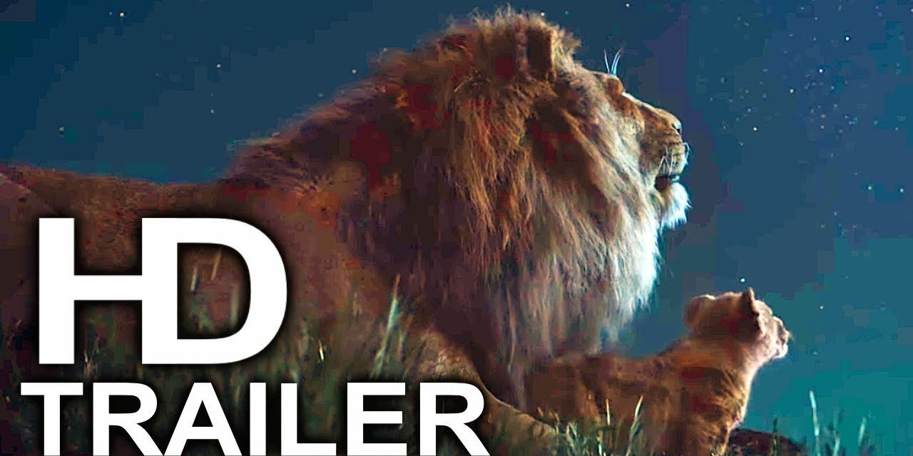 The Lion King Can You Feel The Love Tonight Beyonce Trailer