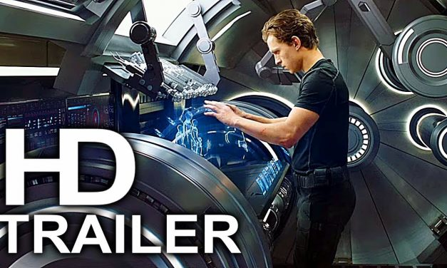 SPIDER-MAN FAR FROM HOME Peter Makes His Own Suit Trailer (2019) Superhero Movie HD