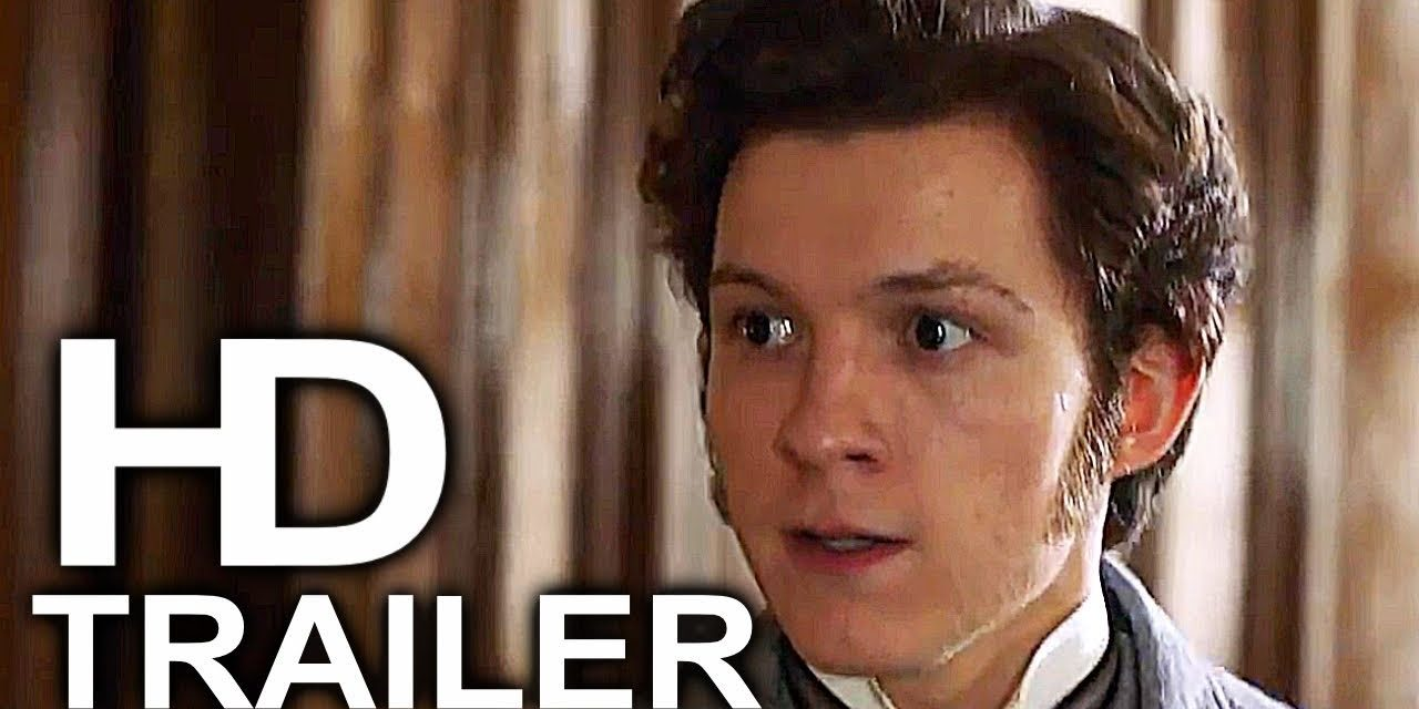 THE CURRENT WAR Trailer #2 NEW (2019) Tom Holland, Benedict Cumberbatch Movie HD