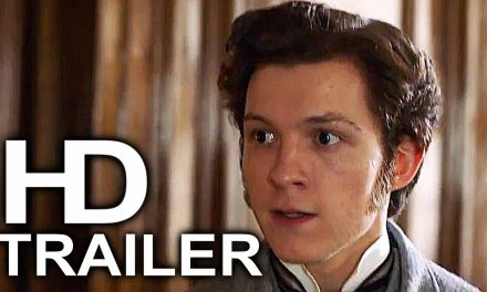 THE CURRENT WAR Trailer #2 NEW (2019) Tom Holland, Benedict Cumberbatch Movie HD