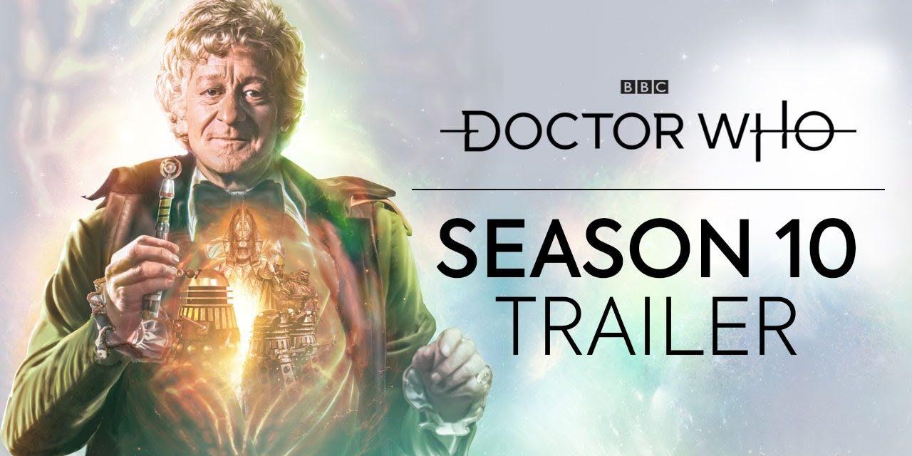 Season 10 Trailer   The Collection   Doctor Who