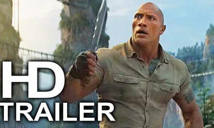 JUMANJI 3 Trailer #1 NEW (2019) Dwayne Johnson, Jack Black Comedy Movie HD