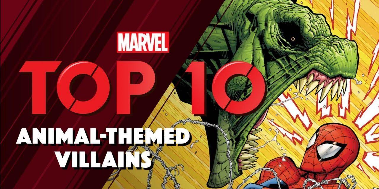 Top 10 Animal-Themed Marvel Villains!