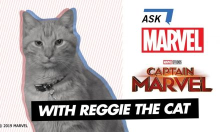 Goose the Cat of Marvel Studios' Captain Marvel | Ask Marvel