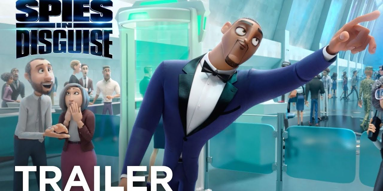 Spies in Disguise   Official Trailer 2 [HD]   20th Century FOX