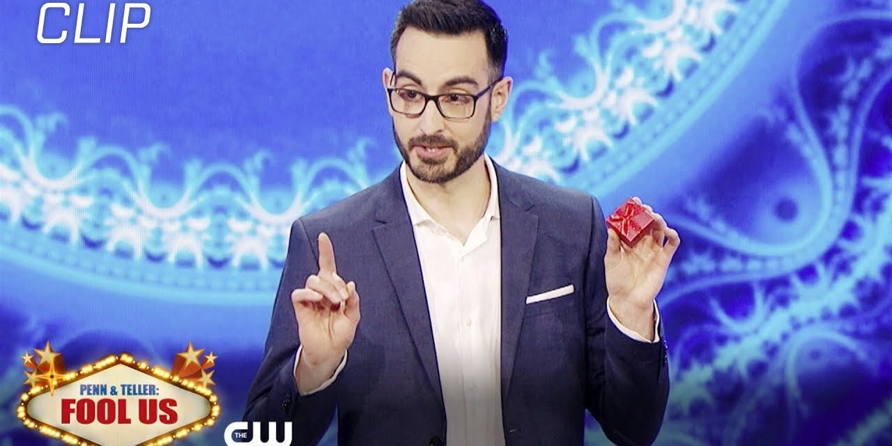 Penn & Teller: Fool Us | Magician Profile: Adrian Carratala | The CW