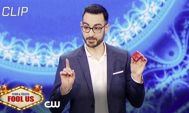 Penn & Teller: Fool Us | Magician Profile: Adrian Carratala | The CW