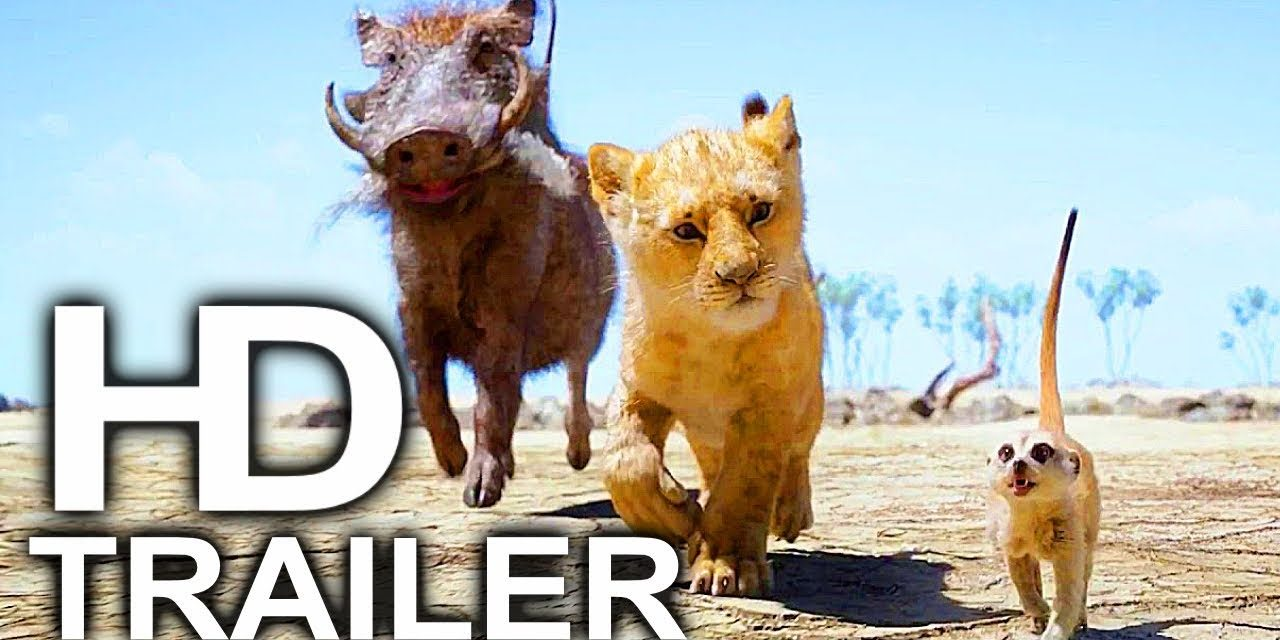 THE LION KING Return Of The King Trailer (2019) Disney Live Action Movie HD