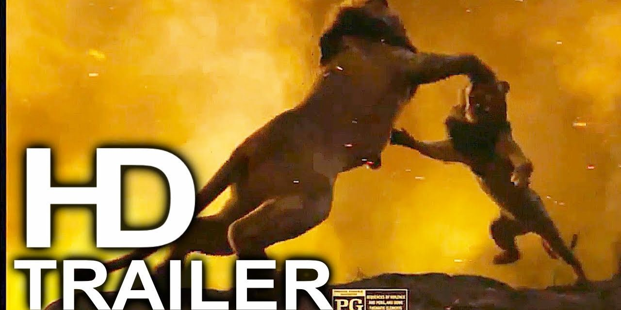 THE LION KING Simba Destroys Scar Fight Scene Trailer NEW (2019) Disney Live Action Movie HD