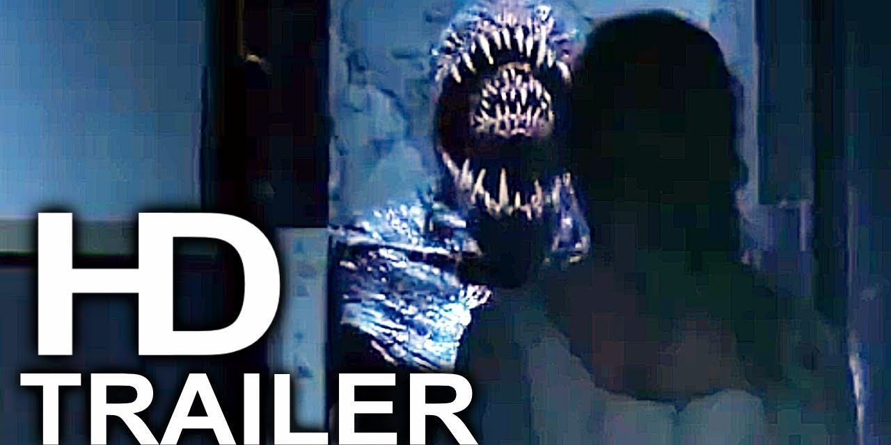 D-RAILED Trailer #1 NEW (2019) Lance Henriksen Monster Horror Movie HD