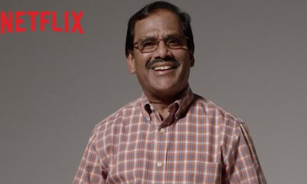 Aziz Ansari's Dad Has a Special PSA   Netflix