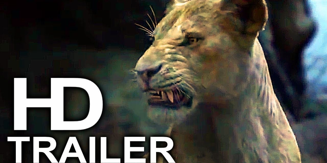THE LION KING Scar Kills Mufasa Trailer (2019) Disney Live Action Movie HD