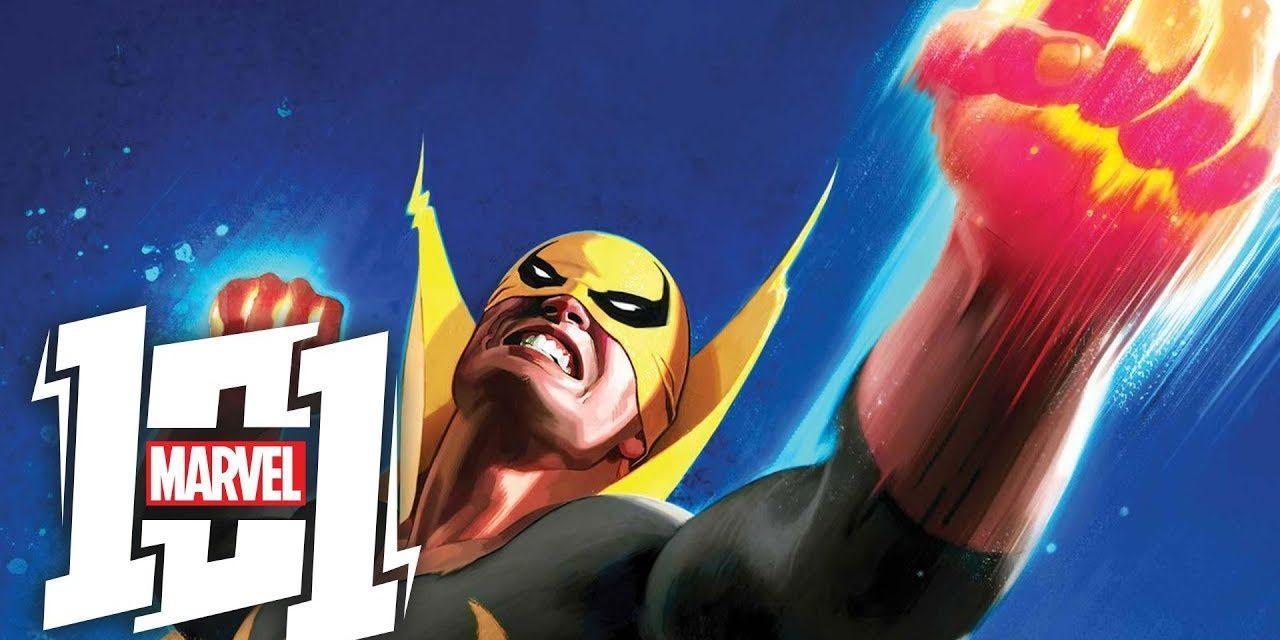 Iron Fist (Danny Rand)   Marvel 101