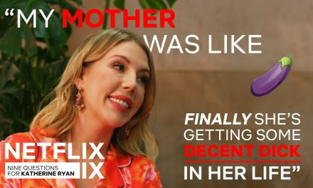 Katherine Ryan Chats British Slang, Kardashians and Day Drinking in her Netflix IX Interview
