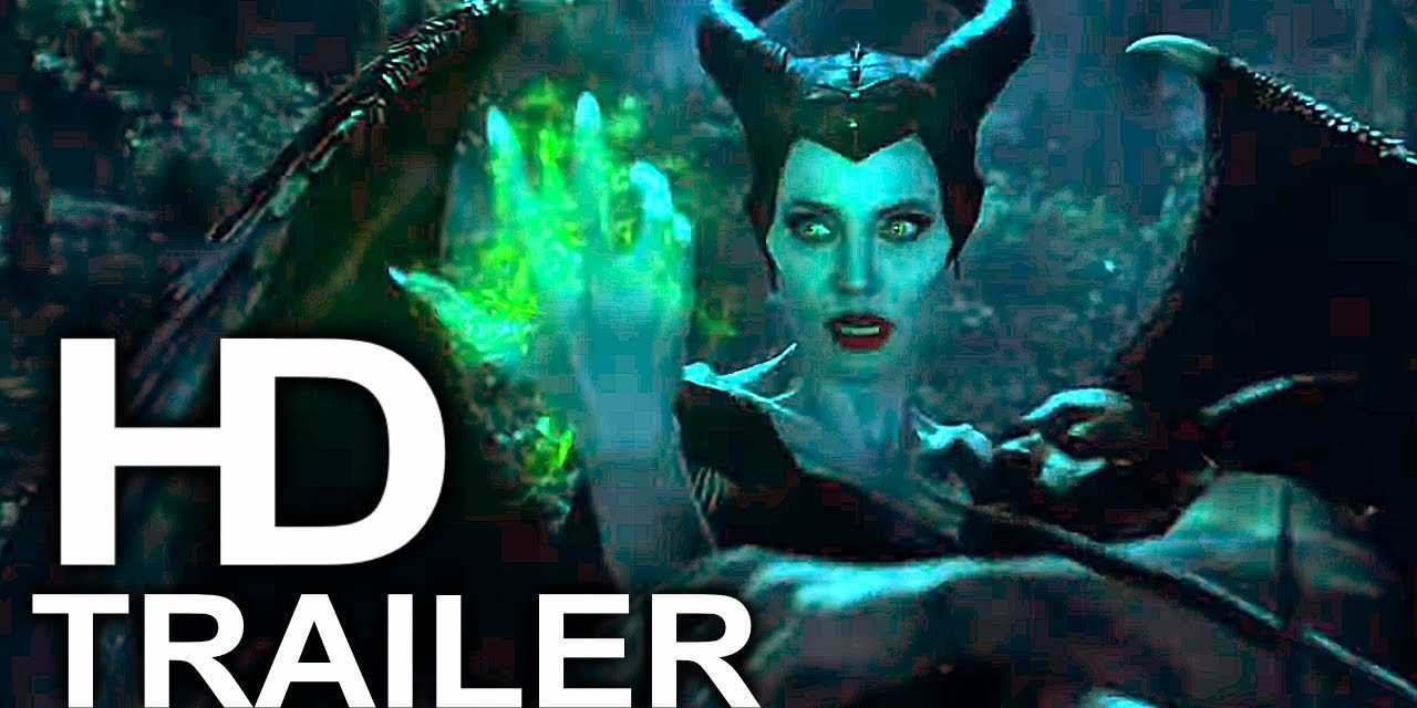 Maleficent 2 Mistress Of Evil Trailer 2 New 2019 Angelina