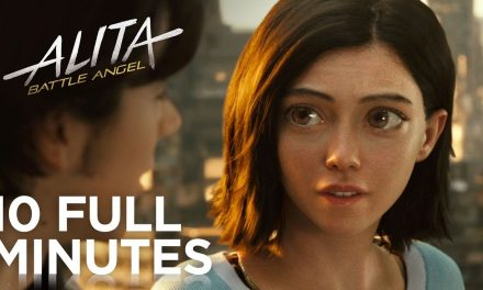 Alita: Battle Angel | Extended Preview – Watch 10 Full Minutes | 20th Century FOX