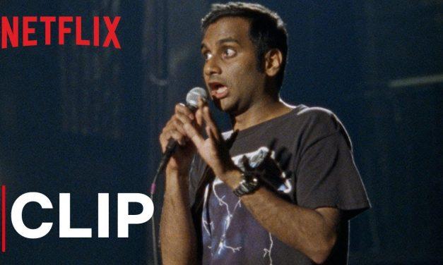 White People Love Crazy Rich Asians   Aziz Ansari: Right Now   Netflix