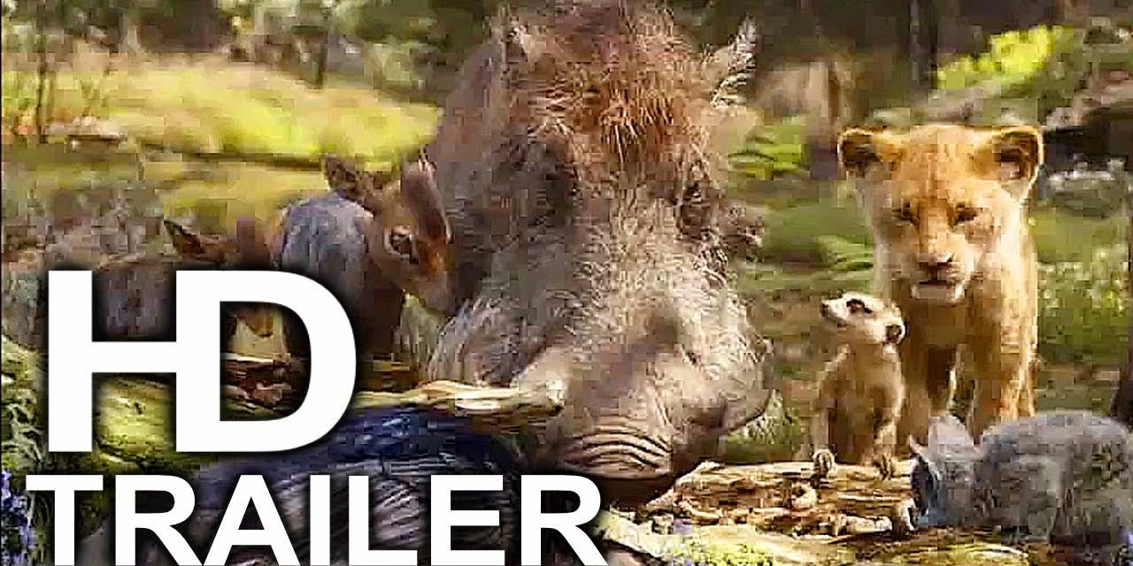 THE LION KING Timon And Pumba Help Simba Trailer (2019) Disney Live Action Movie HD