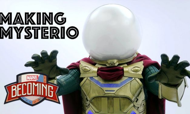 Mysterio Cosplay Making Of! | Marvel Becoming