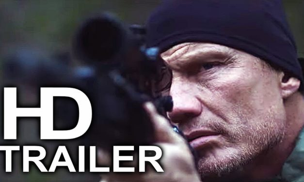 THE TRACKER Trailer #1 NEW (2019) Dolph Lundgren Action Movie HD