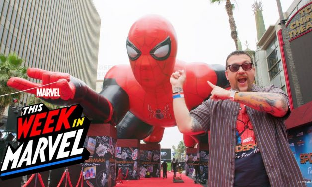 Traveling the World with Spider-Man: Far From Home! | This Week in Marvel