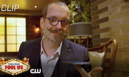 Penn & Teller: Fool Us | Magician Profile: Axel Hecklau | The CW