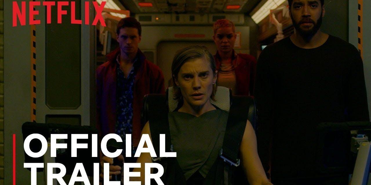 Another Life – Katee Sackhoff   Official Trailer   Netflix