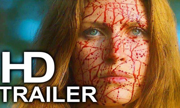 BLOOD PARADISE Trailer #1 NEW (2019) Horror Movie HD