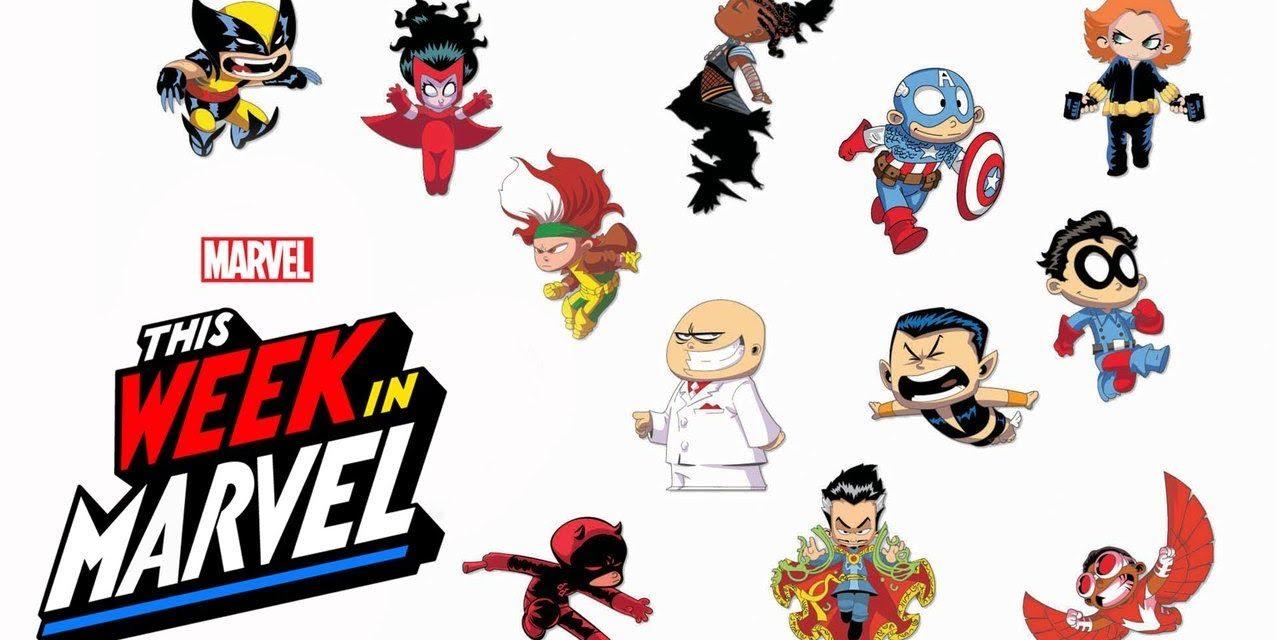 Marvel's SDCC 2019 Merch!