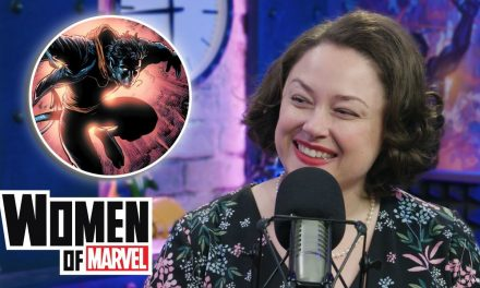 Etiquette Expert Teresa McElroy Chooses Nightcrawler to Babysit Her Kids! | Women of Marvel