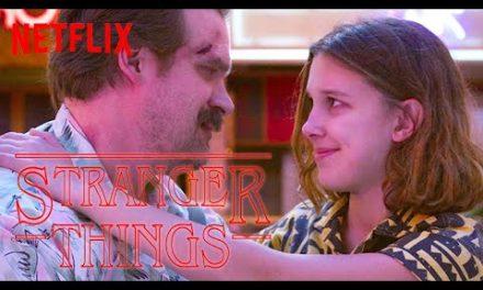 The Eleven & Hopper Story | Stranger Things | SPOILERS S3