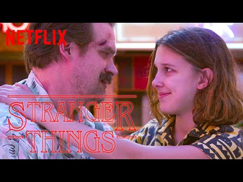 The Eleven & Hopper Story | Stranger Things | SPOILERS S3