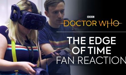 The Edge of Time VR Fan Reaction | The Edge Of Time | Doctor Who