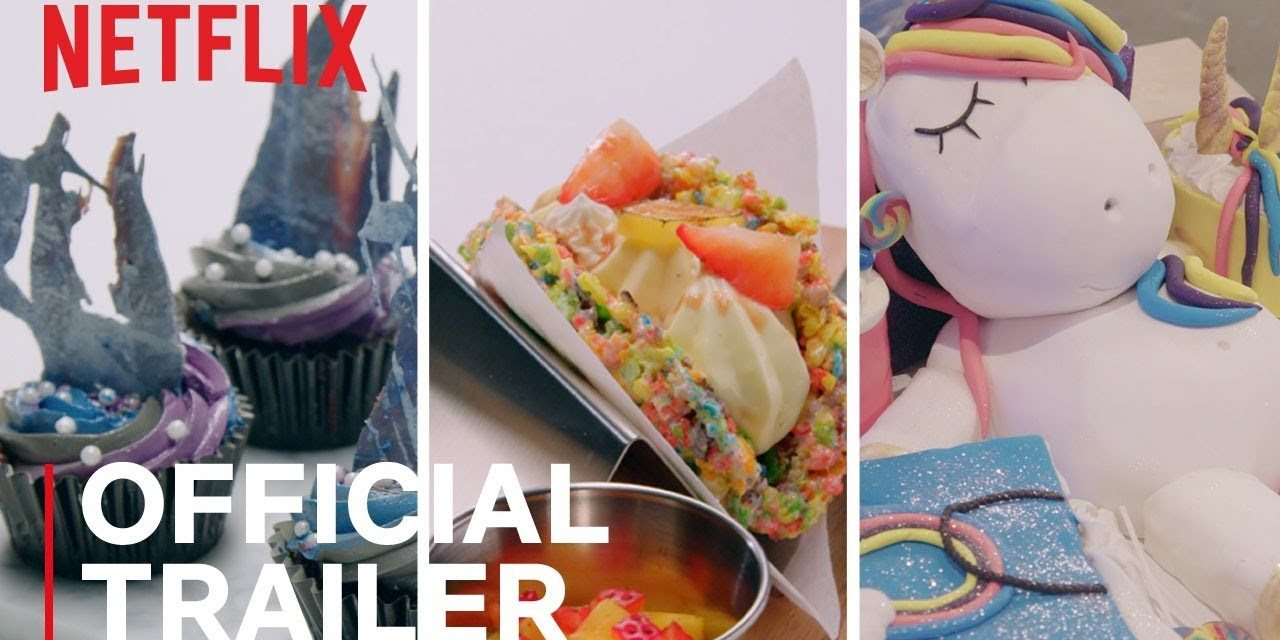 Cupcakes, Confections, & Cakes, Oh My!   Sugar Rush   Netflix