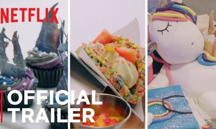 Cupcakes, Confections, & Cakes, Oh My! | Sugar Rush | Netflix