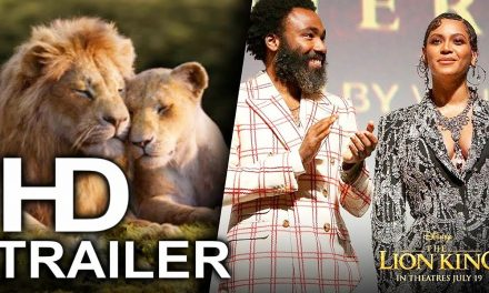 THE LION KING Voice Actors Cast Trailer Beyonce & Donald Glover (2019) Disney Live Action Movie HD