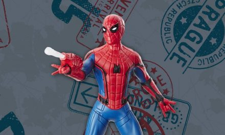 Spider-Man: Far From Home toys swing into Walmart!