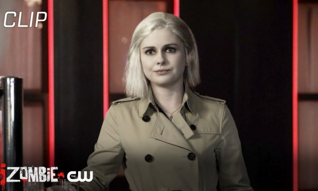 iZombie | Night And The Zombie City: Quick Cut | The CW
