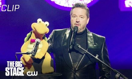 The Big Stage | Sharp Objects, Terry Fator and One Insane Balancing Act Scene | The CW