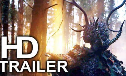 GATEHOUSE Trailer #1 NEW (2019) Forrest Monster Horror Movie HD