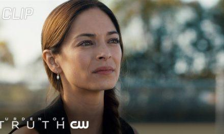 Burden Of Truth | Never Face The Hangman Scene | The CW