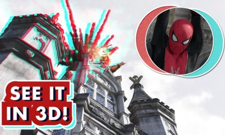 Behind-The-Scenes of Spider-Man: Far From Home's 3D Transformation | Earth's Mightiest Show
